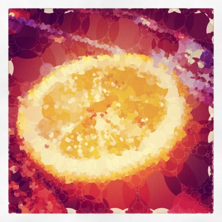 Percolated lemon